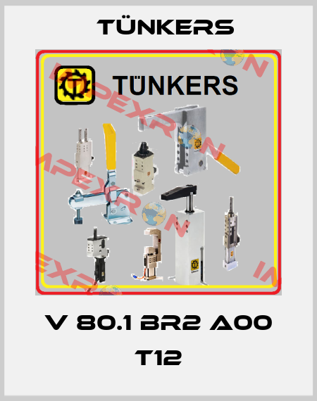 Tünkers-V 80.1 BR2 A00 T12 price